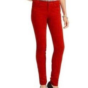 🌈 Ann Taylor LOFT Super Skinny Corduroy Jeans